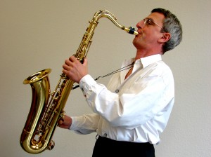 """Saxophon-Intensivkurs """"Spielen in einer Band 2"""""""