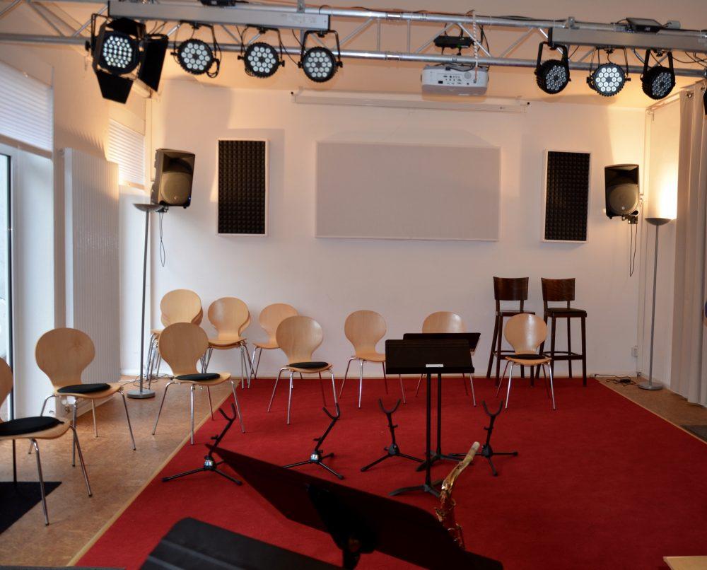 Tonhalle Übung und Konzertsaal