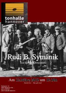 Konzert Rudi B.Symânik Quintett